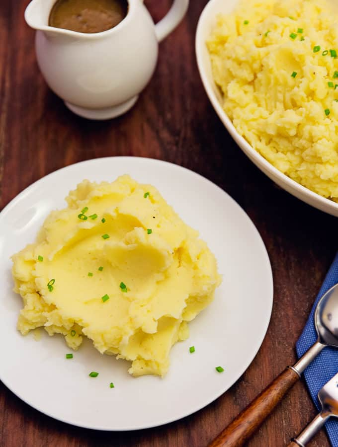 simple mashed potatoes, mashed potatoes, recipe, vegan, vegetarian, whole food plant based, wfpb, gluten free, oil free, refined sugar free, no oil, no refined sugar, no dairy, dinner, lunch, side, simple, healthy