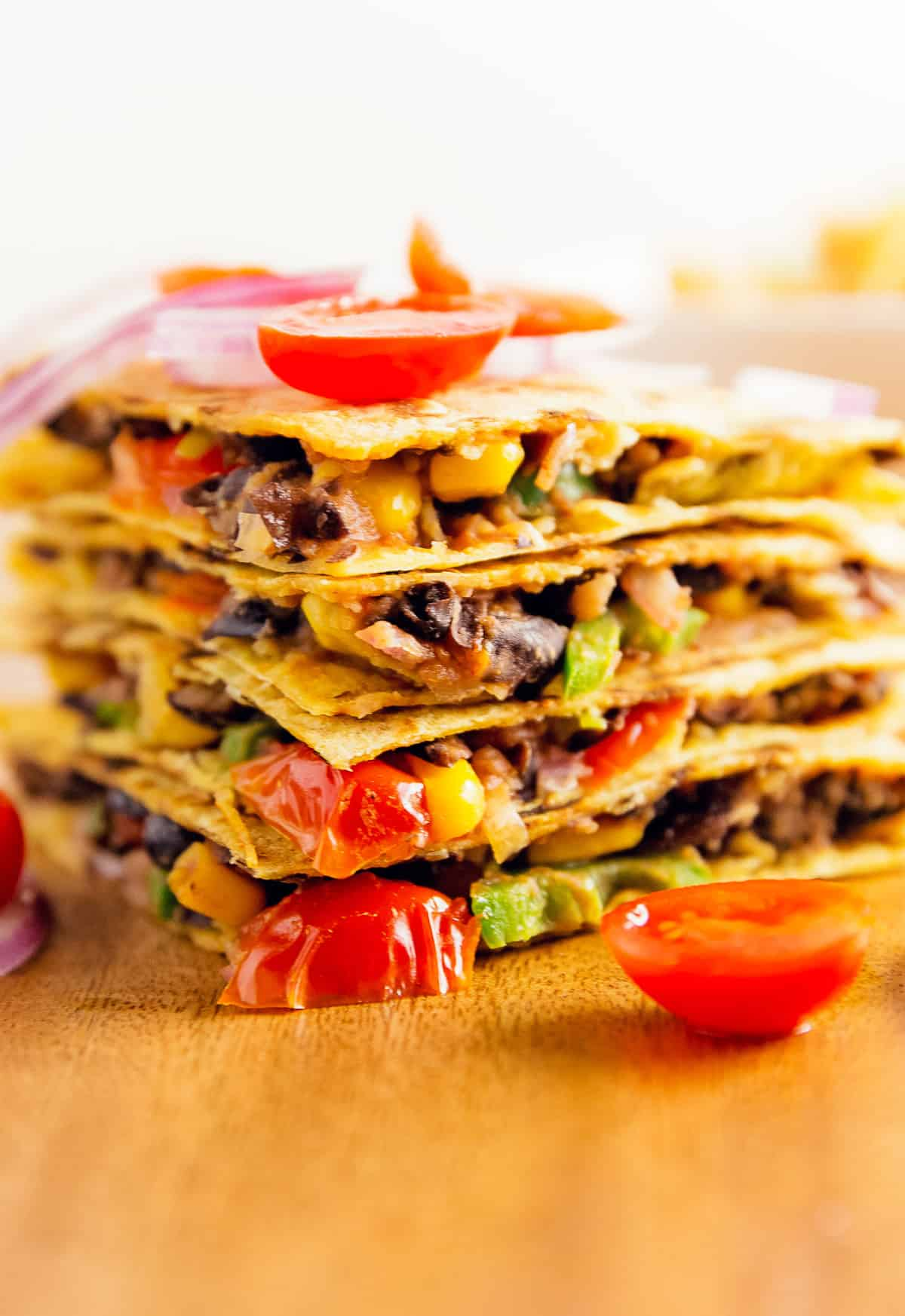 Quesadillas monkey and me kitchen adventures quesadilla spicy black beans dairy free quesadilla whole food plant based quesadilla forumfinder Image collections