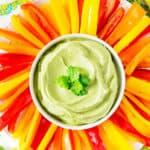 Avocado Hummus, vegan, vegetarian, whole food plant based, gluten free, recipe, wfpb, healthy, oil free, no refined sugar, no oil, refined sugar free, dinner, side, side dish, dairy free, dinner party, entertaining