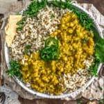 Ethiopian Yellow Split Pea Stew