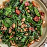 Collard Greens and Black-Eyed Pea Salad
