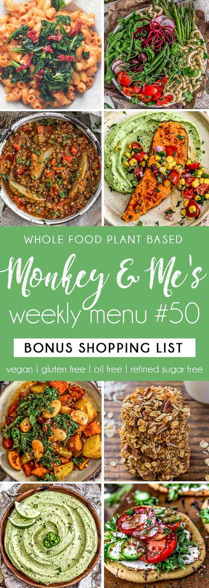 Monkey and Me's Menu 50 featuring 8 recipes