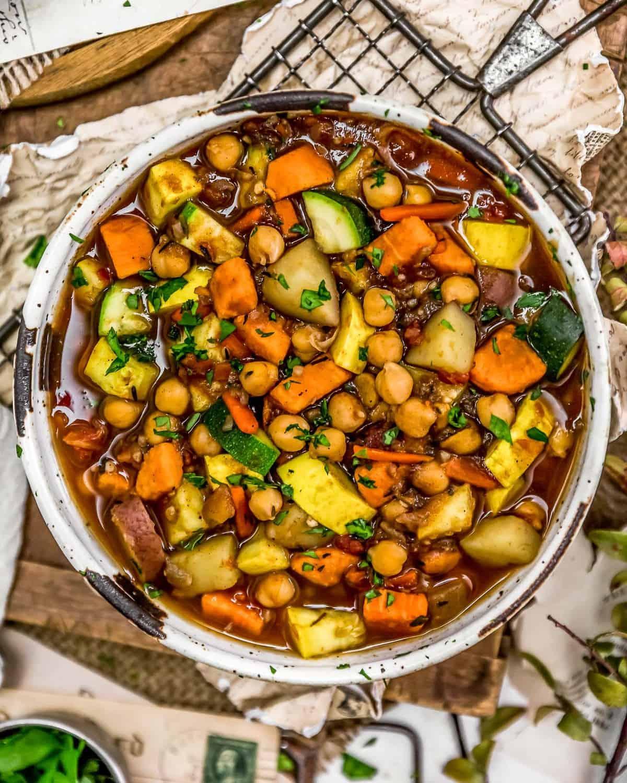 Jamaican Veggie Soup