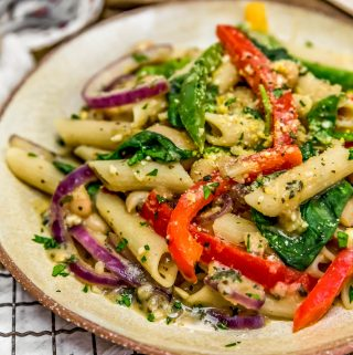 Italian Pasta and Peppers