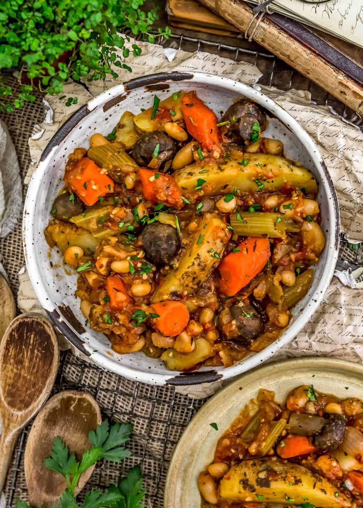 French Country Veggie Stew