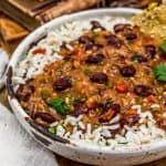 Easy Kidney Bean Curry