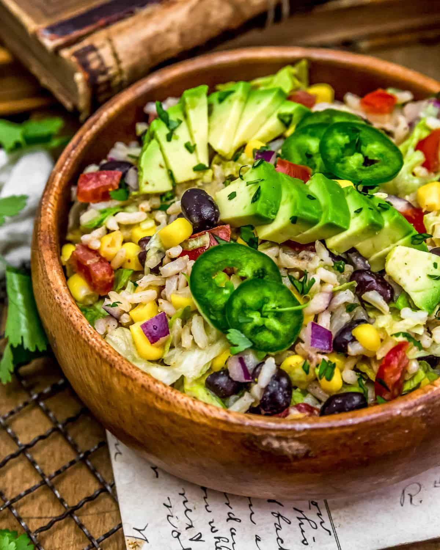 Tex-Mex Rice Salad
