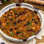 Easy Calico Bean Soup