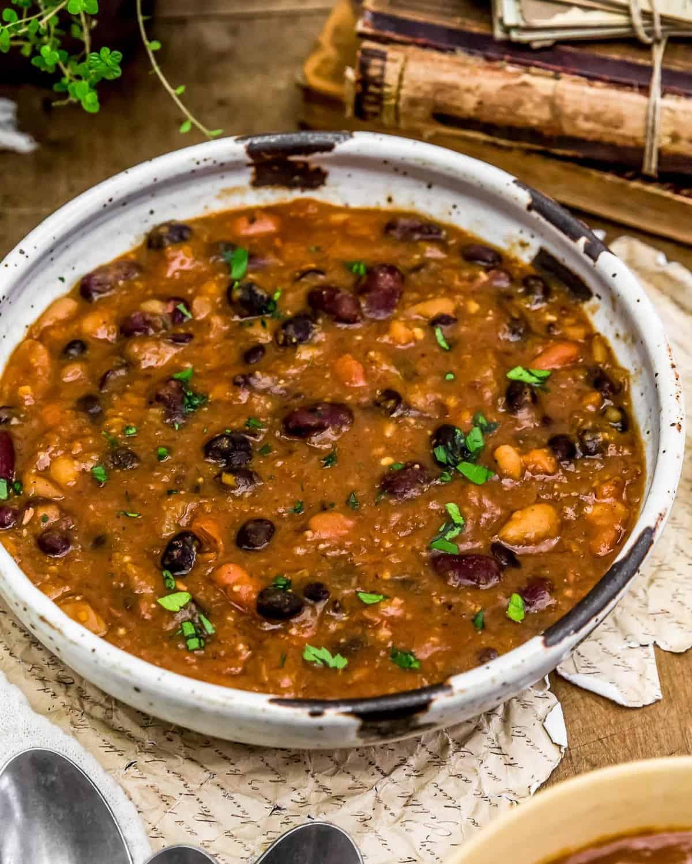 Easy Calico Bean Soup