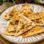 Vegan Baked Italian Bow Tie Cookies