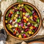 Oil Free Five Bean Salad