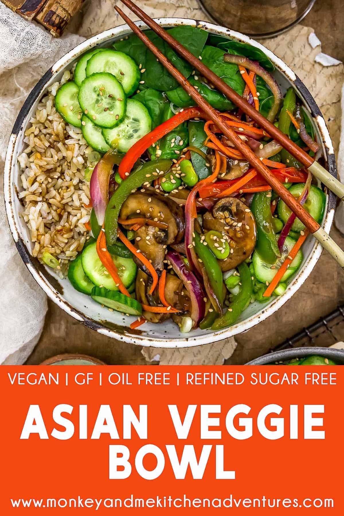 Asian Veggie Bowl