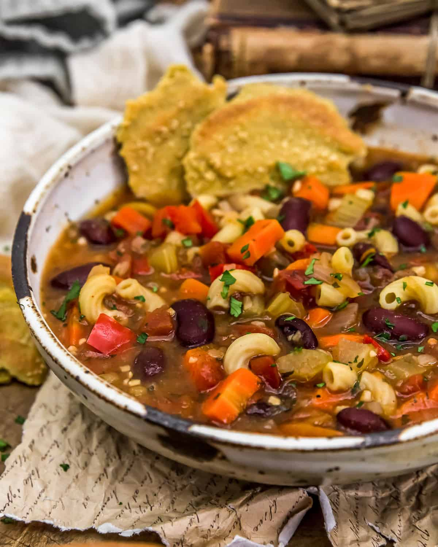 Spicy Sicilian Soup