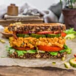 "Vegan ""Ham"" Salad Sandwich Spread"